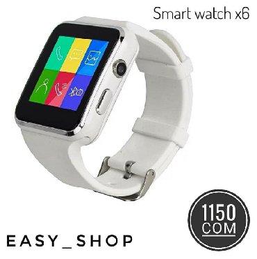 Smart часы, Умные часы, Фитнес браслет Часы X6 - отличная модель недор