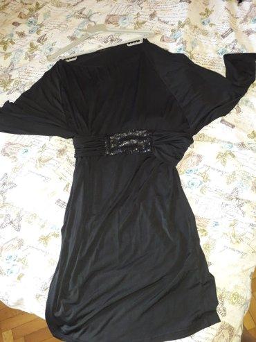 Haljina za krupnije a moze i za trudnice, jednom nosena - Beograd