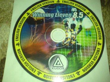 Bakı şəhərində Futbol oyunu playstation 1 ucun qiymet sondur