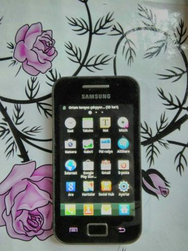 Samsung galaxy б у - Азербайджан: Б/у Samsung S5830 Galaxy Ace Черный