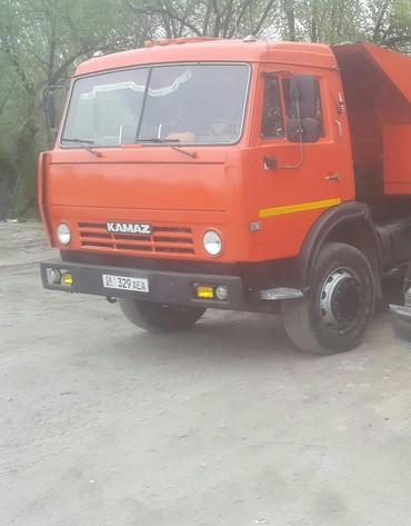 Отсев мытый чистый  серый Камаз зил в Бишкек