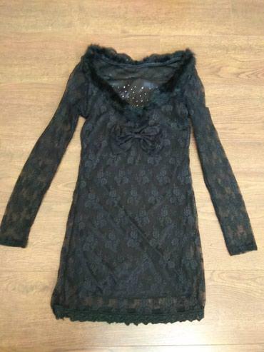 Продаю платья с жемчугоми очень красивое размер 42 44 в Бишкек