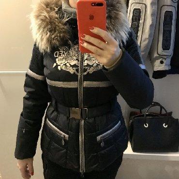 Pantalone ski obim - Srbija: Ski odelo, bez tragova nošenja, par puta obučemo. Veličina 36.Cena 270
