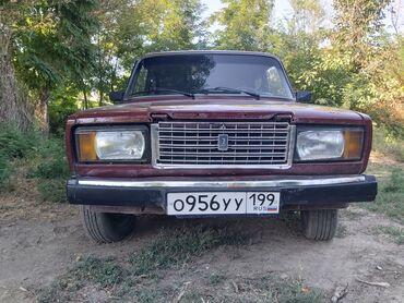 Транспорт - Узген: ВАЗ (ЛАДА) 2107 1.6 л. 2004   10000 км