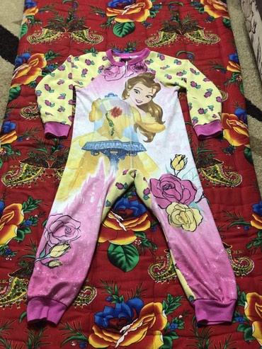 Флизовый комбез на девочку на 5-7 лет! в Бишкек
