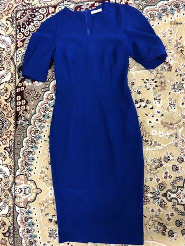 вечернее платье до колен в Кыргызстан: Продаётся турецкое Платье длина ниже колен размер 36