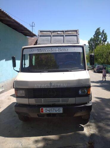 Транспорт - Узген: Мерседес 811 Гигант Год 1991