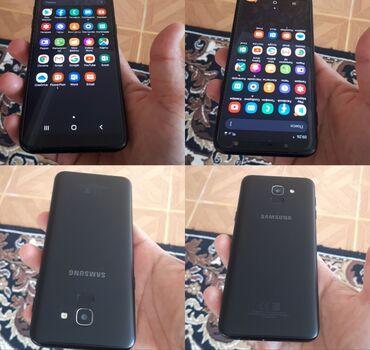 Elektronika Masallıda: İşlənmiş Samsung Galaxy J6 2018 32 GB qara