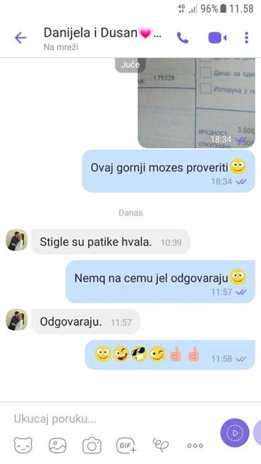 ZADOVOLJNI KUPCI ZA PATIKE - Belgrade