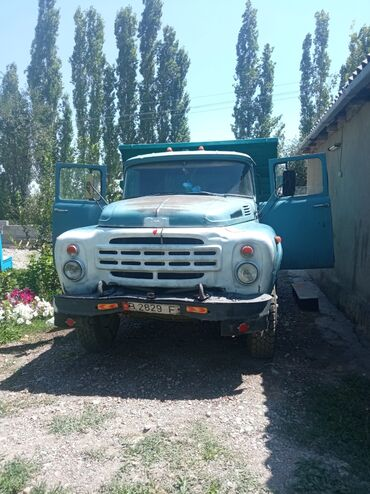 Транспорт - Кызыл-Туу: ЗИЛ 1936
