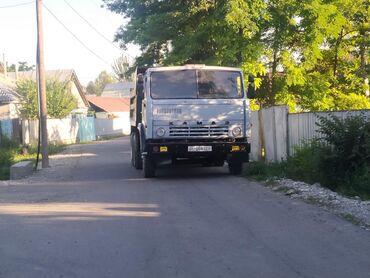 Купить камаз самосвал бу - Кыргызстан: Камаз самосвал сатылат