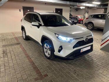авто номера бишкек в Кыргызстан: Toyota RAV4 2.5 л. 2019 | 13000 км