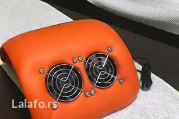 Ostali kućni aparati - Cacak: Da se odmorite prasine za vreme turpijanja nokatne ploce koju