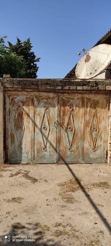 demir tapanca - Azərbaycan: Demir qapi