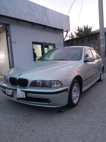 BMW 525 2.5 л. 1999 | 23566 км