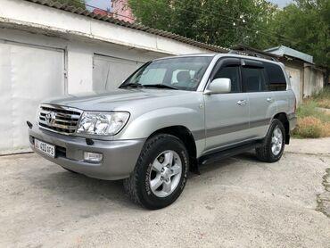 хорошы в Кыргызстан: Toyota Land Cruiser 4.2 л. 2006 | 140000 км