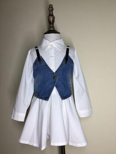 Детское платье из качественного материала Производство Гуанчжоу (вещи
