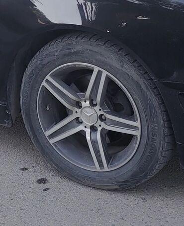 Продаю R16 AMG на мерс комплект не варенные не крашенный хороший