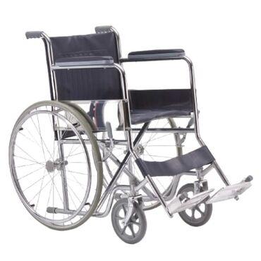Медтовары - Кыргызстан: Сдаю в аренду инвалидную коляскуКоляски новые,состояние отличное,точно