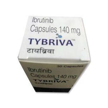 Tybriva 140 mg kapsula (Ibrutinib) koristi se za liječenje limfoma