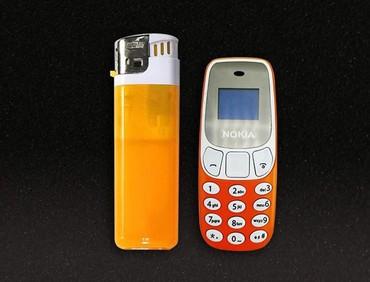 Najmanji telefon na trzistu,nokica,nov telefon u fabrickom - Crvenka