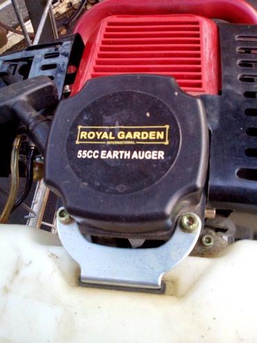 Benzinski busac ripa ROJAL GARDEN malo koriscen skoro nista5.2 cm - Methoni