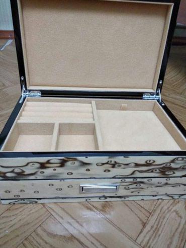 Продаю новую сувенир шкатулку! с национальными узорами... 2000 с. в Бишкек