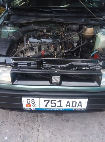 Seat - Кыргызстан: Seat Toledo 1.8 л. 1992 | 4564 км