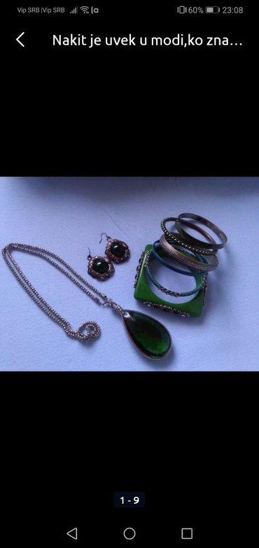 Ostali nakit - Srbija: Komplet nakit