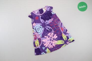 Детский мир - Украина: Дитяче плаття з квітковим принтом Name It   Довжина: 45 см Довжина рук