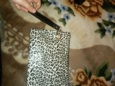 Из Турции Леопардовое чиста кожа оригинал удобная 2/1 кошелёк