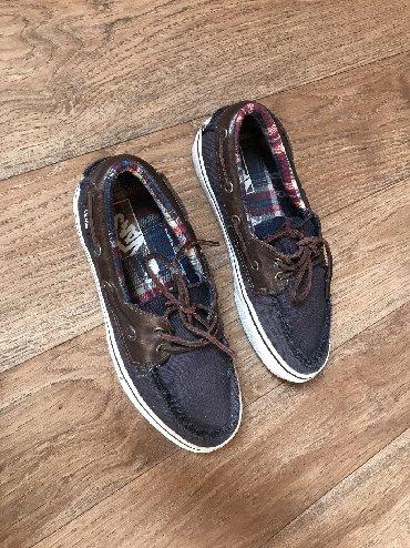 Кроссовки и спортивная обувь - Лебединовка: Оригинал кеды от vans почти новые размер 40