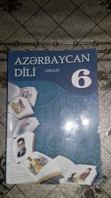 - Azərbaycan: Azerbaycan dili 6-ci sinif kitabi satilir Çatdırılma metrolara pulsuzd
