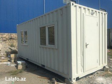 konteyner 40 tonluq - Azərbaycan: Konteyner konteyner satilir və icarəyə (kirayə, arenda) veriliryenidi