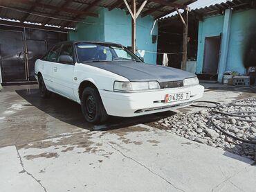 поездка на иссык куль 2020 в Кыргызстан: Mazda 626 2 л. 1992 | 250000 км