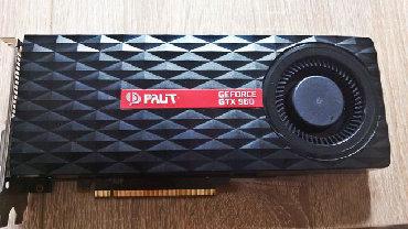 видеокарты 8 pin в Кыргызстан: Видеокарта Palit GTX 960 2gbХарактеристики:Видеокарта Palit GeForce