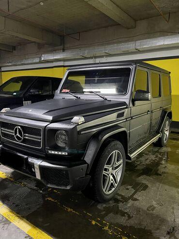 Mercedes-Benz G-Class 4 л. 2003 | 230000 км