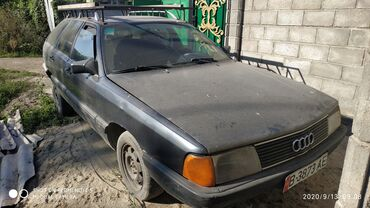 audi 100 2 8 quattro в Кыргызстан: Audi 100 2.3 л. 1988 | 30000 км