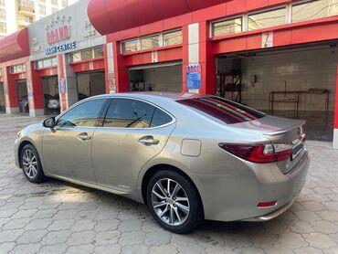 Lexus ES 3 л. 2016 | 98000 км