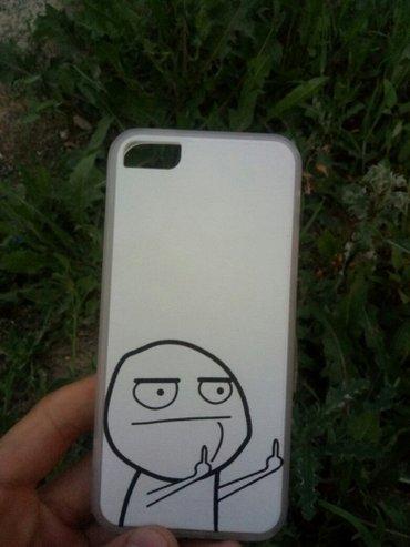 Чехлы на iphone 5, 5s. Оптом прозрачные 11 в Бишкек