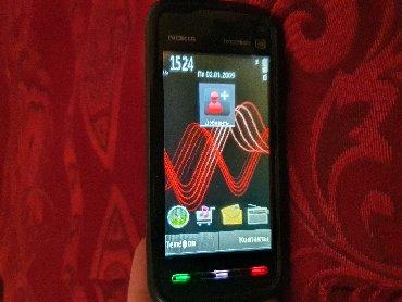 5800 - Azərbaycan: Nokia 5800. Normal işleyir,zeng gelir-gedir)) kamerasi çekir. Belke