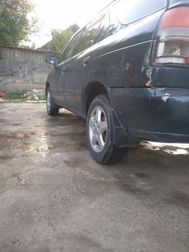 белый nissan в Ак-Джол: Nissan R Nessa 2 л. 1998 | 300000 км
