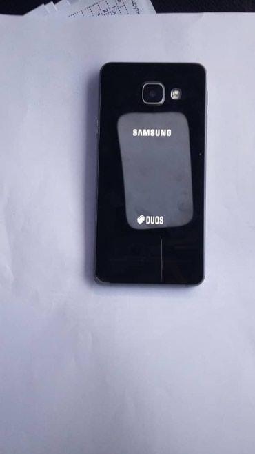 Samsung galaxy A3 2016 работает отлично прошу 4500 в Бишкек