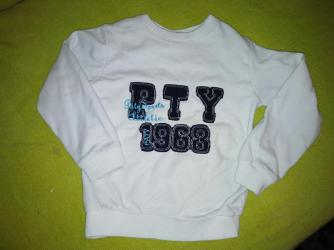 Ostala dečija odeća   Vranje: Bluza 3-4 (98-104). Lepo očuvan,kvalitetan mekan i topliji duksić