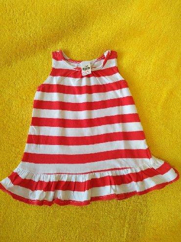 Zara baby girls haljina Veličina 6-9 meseci 74 Cena 500 din