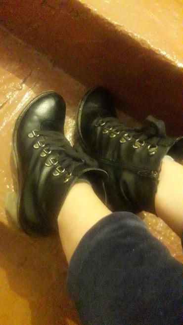 женскую ботинку на осень в Кыргызстан: Ботильоны 38