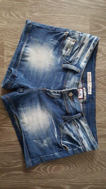 Ženske kratke hlače | Arandjelovac: Vel 28. 2 puta nosen. Nov