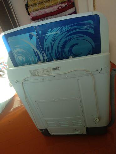 чок тал горячий источник в Кыргызстан: Полуавтоматическая Стиральная Машина 5 кг