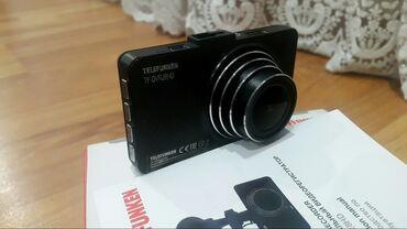 авто видео регистратор в Кыргызстан: Продаю видео регистраторTELEFUNKEN FULL HD,шнура к сожалению нет можно