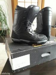 Ботинки для сноуборда, мужские, 45 размер. В отличном состоянии. Цена  в Лебединовка